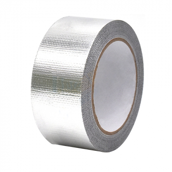 25m High Heat Insulation Aluminium Wrap Exhaust Header Pipe Fiberglass Tape Cloth