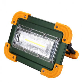 30W COB LED Camping Security Lamp Emergency Floodlight