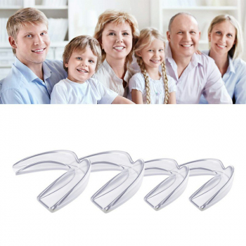 4 pcs Anti Snoring Mouth Guard and Teeth Protector