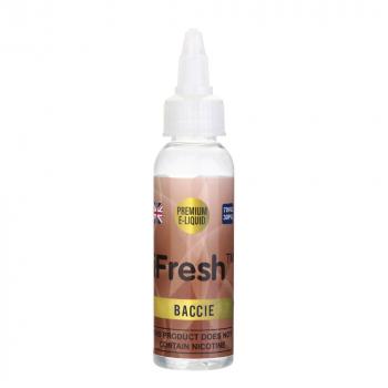 Ifresh E-liquid Baccie Flavour -0mg -50ml
