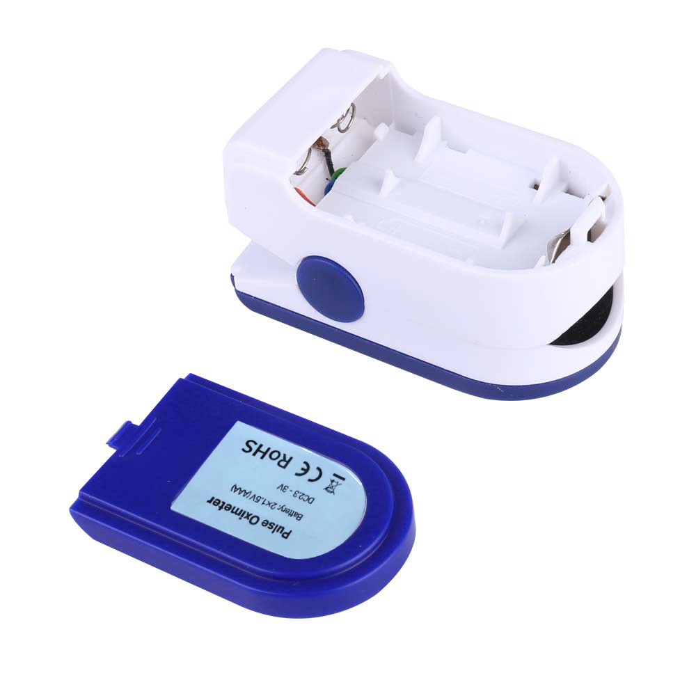 Fingertip Pulse Oximeter with FDA Certificate