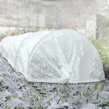 2x5m 60gsm Wide Garden Cold Frost Wind Fleece for Winter Plant Protection