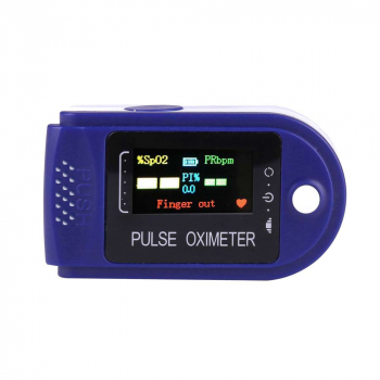 Fingertip Pulse Oximeter with FDA Certificate