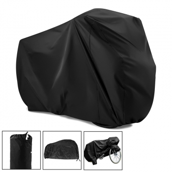 Large Mountain Bike Waterproof Rain Vented Dust Cover