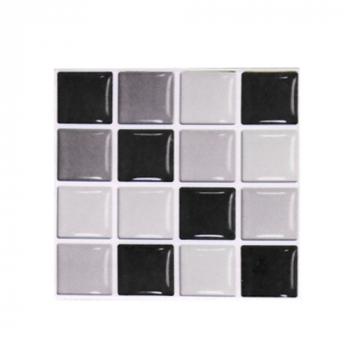 30 pcs Kitchen Tile Bathroom Wall Mosaic Sticker Self-adhesive - MSC068