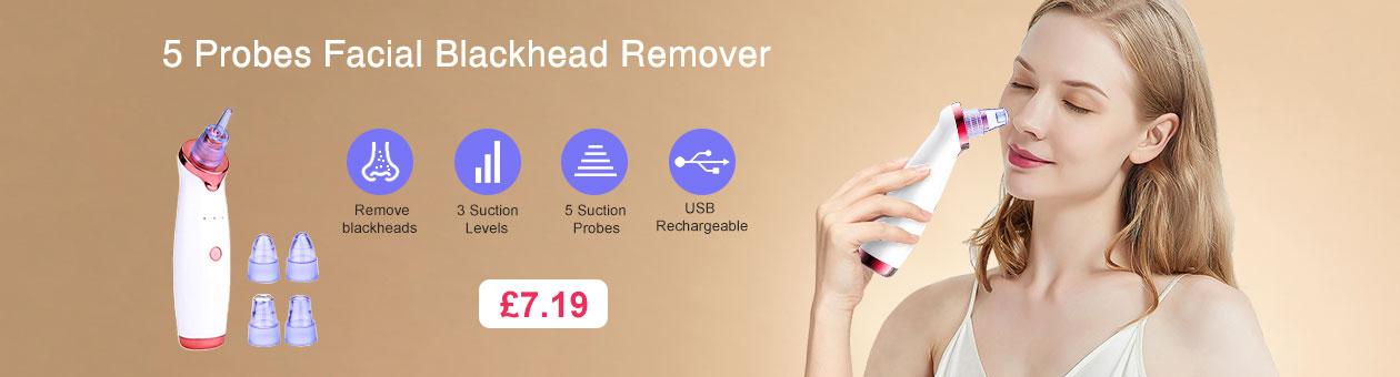 5 Probes Facial Blackhead Remover