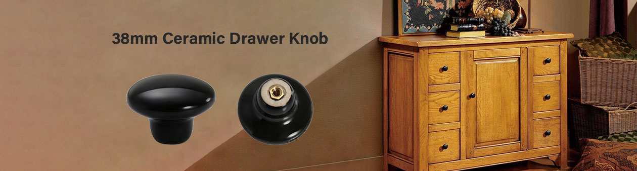 38mm Ceramic Drawer Knob
